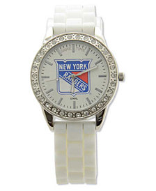Game Time Women's New York Rangers Frost Watch