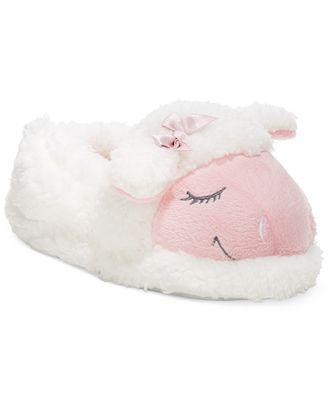 Stride Rite Little Girls\' or Toddler Girls\' Lamb Slippers - Shoes ...