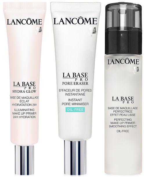 Lancome LA BASE PRO Primer Collection