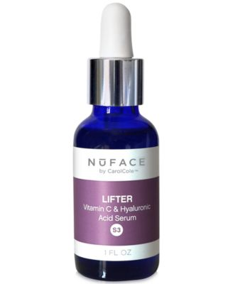 Lifter Vitamin C & Hyaluronic Acid Serum, 1 oz