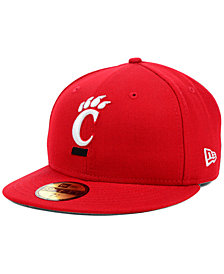 New Era Cincinnati Bearcats AC 59FIFTY Cap