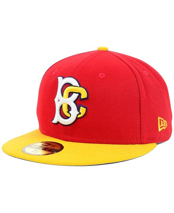 New Era Brooklyn Cyclones MiLB 59FIFTY Cap