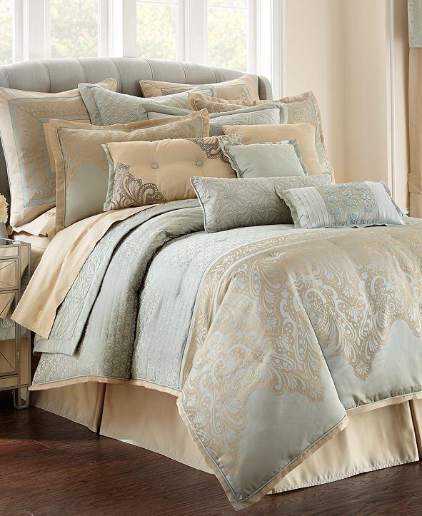 Waterford Aramis Queen 4-Pc. Comforter Set