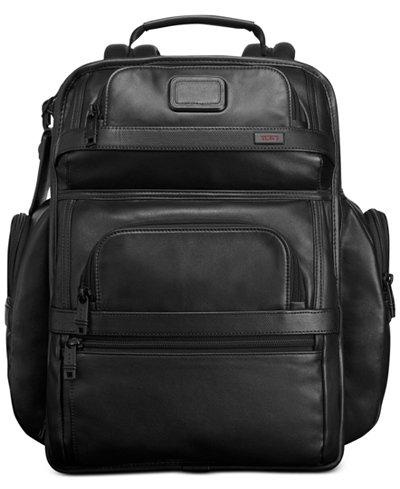 Tumi Alpha Bravo T-Pass Business Class Brief Backpack