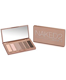 Naked 2 Basics Eyeshadow Palette