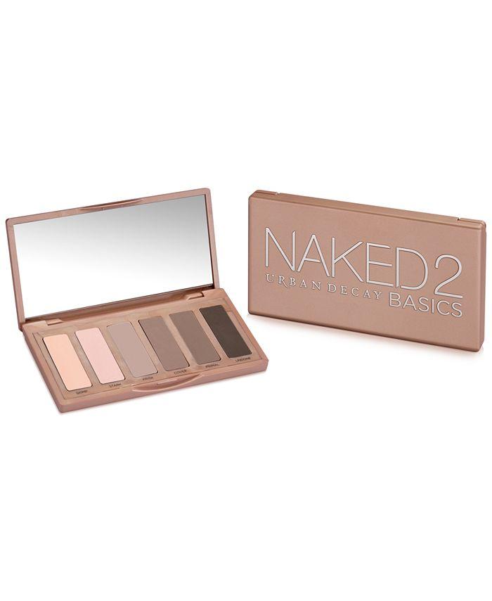 Urban Decay - Naked2 Basics Eyeshadow Palette