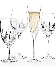 Waterford Lismore Diamond Essence Stemware Collection