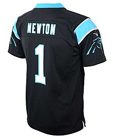 Toddlers' Cam Newton Carolina Panthers Jersey