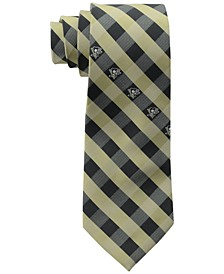 Pittsburgh Penguins Checked Tie