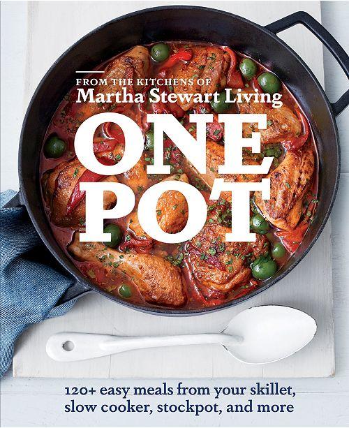 Martha Stewart Collection One Pot Cookbook
