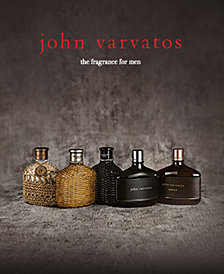 John Varvatos Fragrance Collection for Men