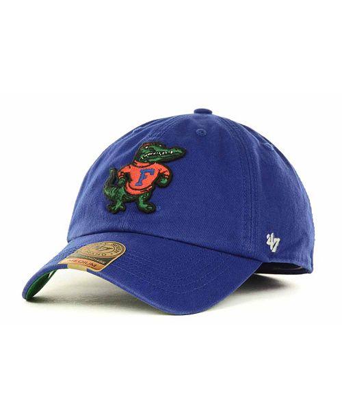 new product 29086 a50f9 ... czech 47 brand florida gators vault franchise cap sports fan shop by  af897 1fcf2