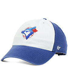 '47 Brand Toronto Blue Jays Clean Up Cap