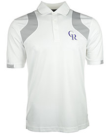 Antigua Men's Colorado Rockies Fusion Polo