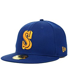 Seattle Mariners MLB Cooperstown 59FIFTY Cap