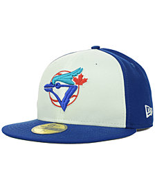 New Era Toronto Blue Jays MLB Cooperstown 59FIFTY Cap