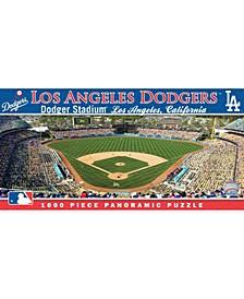 Los Angeles Dodgers Panoramic Stadium Puzzle