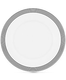 kate spade new york Concord Square Accent Plate