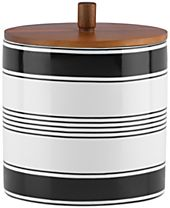 kate spade new york Concord Square Large Canister