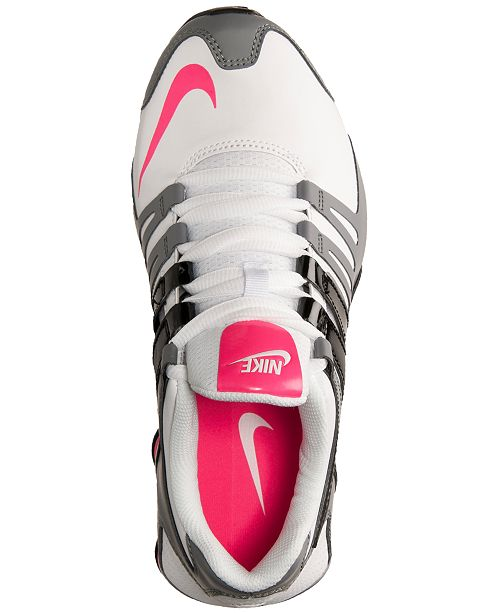 the best attitude b0b27 dbe6a Nike Women's Shox Current Running Sneakers from Finish Line ...