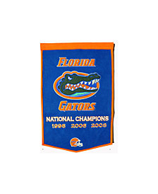 Winning Streak Florida Gators Dynasty Banner