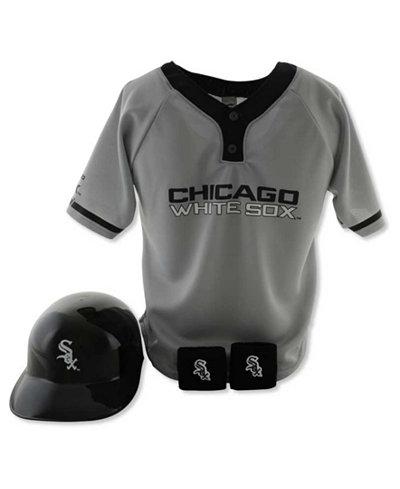 Franklin Sports Boys' Chicago White Sox Four-Piece Team Set