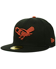 Baltimore Orioles MLB Cooperstown 59FIFTY Cap