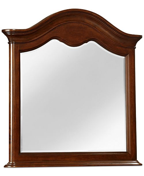 Furniture Bordeaux II Mirror, Created for Macy's