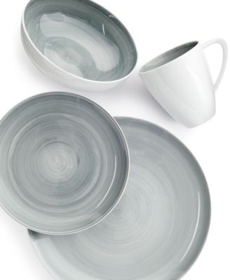 Savona Grey Vegetable Bowl