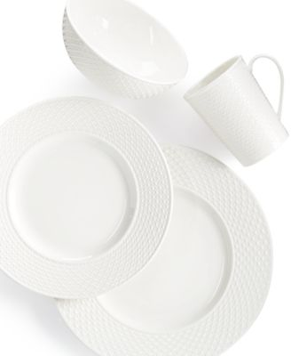 Entertain 365 Surface Round 4-Piece Place Setting