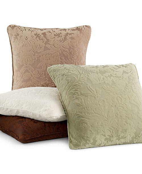 Sure Fit Stretch Jacquard Damask 40 Decorative Pillow Slipcovers Impressive Decorative Pillow Slipcovers