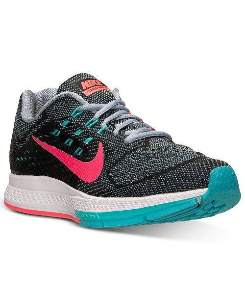 online retailer 27b6e e4cb9 Nike Women's Zoom Structure 18 Running Sneakers from Finish ...