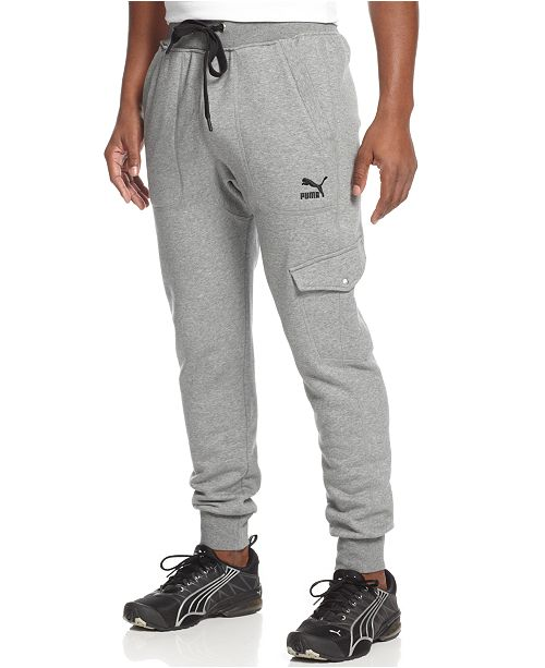 7f403f3c0 Puma Men's Cargo Joggers & Reviews - Pants - Men - Macy's