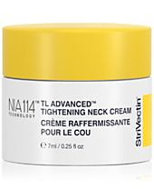 Receive a FREE Deluxe TL Advanced Tightening Neck Cream with any StriVectin purchase