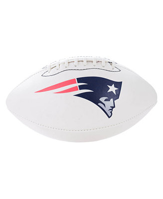 Wilson Sport New England Patriots Autograph Football