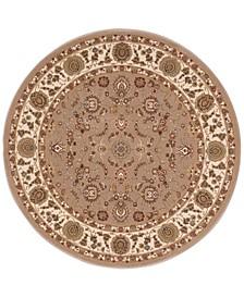 "Home Ephesus Anatolia 5'3"" Round Rug, Created for Macy's"