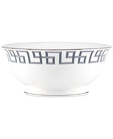 Lenox Darius Silver Serving bowl