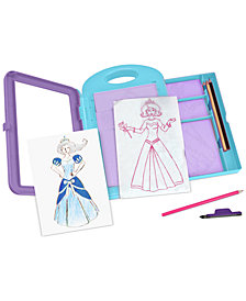 Melissa and Doug Girls' Princess Design Activity Kit