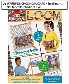 Kids' Multi-Craft Weaving Loom