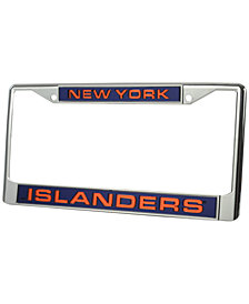 Rico Industries New York Islanders License Plate Frame