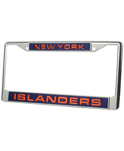 Rico Industries New York Islanders License Plate Frame