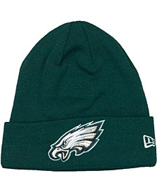 Philadelphia Eagles Basic Cuff Knit Hat