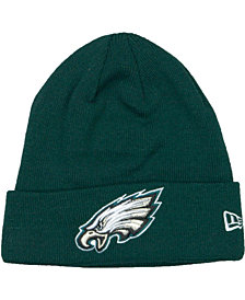 New Era Philadelphia Eagles Basic Cuff Knit Hat