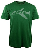 d2453ab23  47 Brand Men s New York Jets Retro Logo Scrum T-Shirt