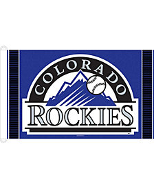 Wincraft Colorado Rockies Flag