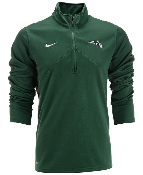 Nike Men's Portland State Vikings Quarter-Zip Jacket
