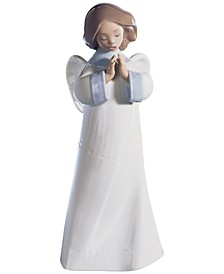 Lladro Collectible Figurine, An Angel's Wish