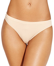 Jenni by Jennifer Moore Seamless Thong, Created for Macy's