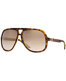 Gucci Sunglasses, GUCCI GG 1622/S 63