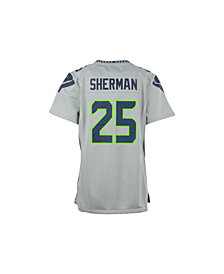 Nike Women's Richard Sherman Seattle Seahawks Game Jersey